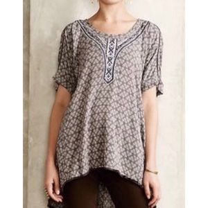 Anthropologie Holding Horses Aron Tunic